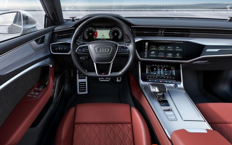 Audi S7 Quattro 2020 Audi Audi A7 Sportback Audi S6