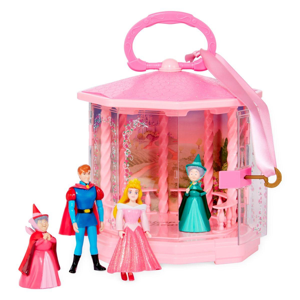 Cindy Barbie Doll Sleeping Bag Disney Princess Bed// accessories