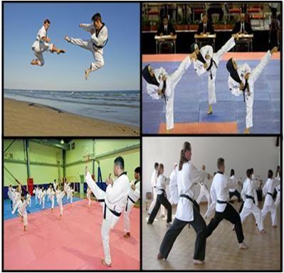 Taekwondo Training in Dubai #Dubai #stepbystep