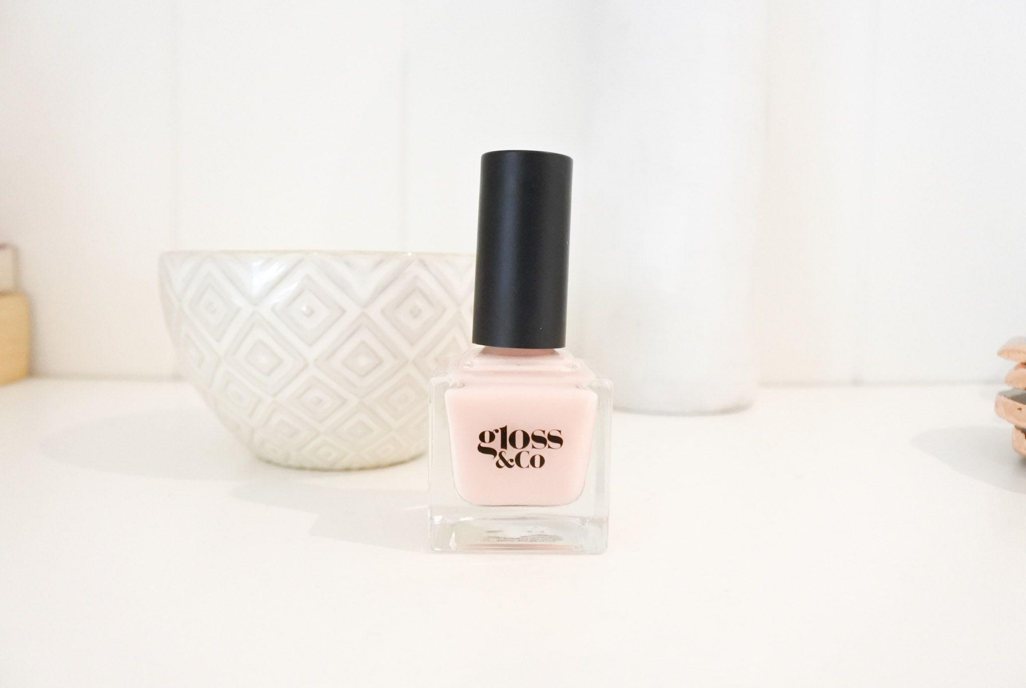 Gloss and Co Cruelty free nail polish, Free nail polish