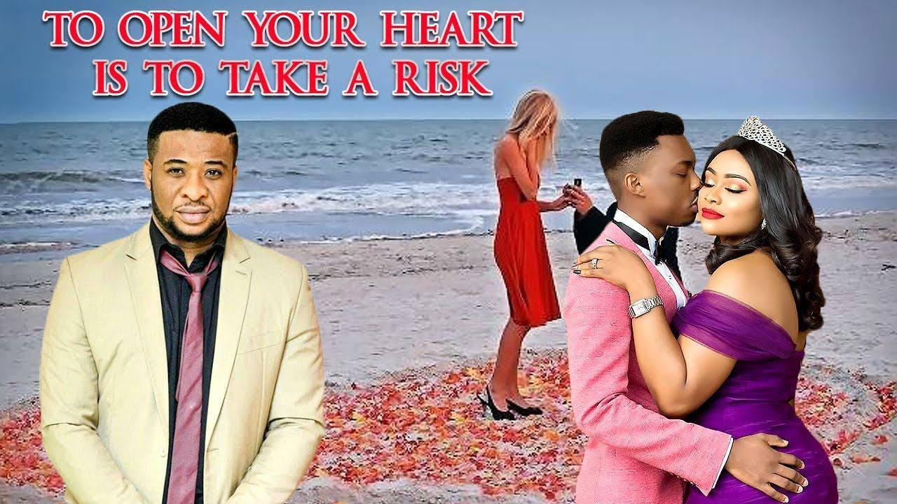 TO OPEN YOUR HEART IS TO TAKE A RISK - Latest Nigerian