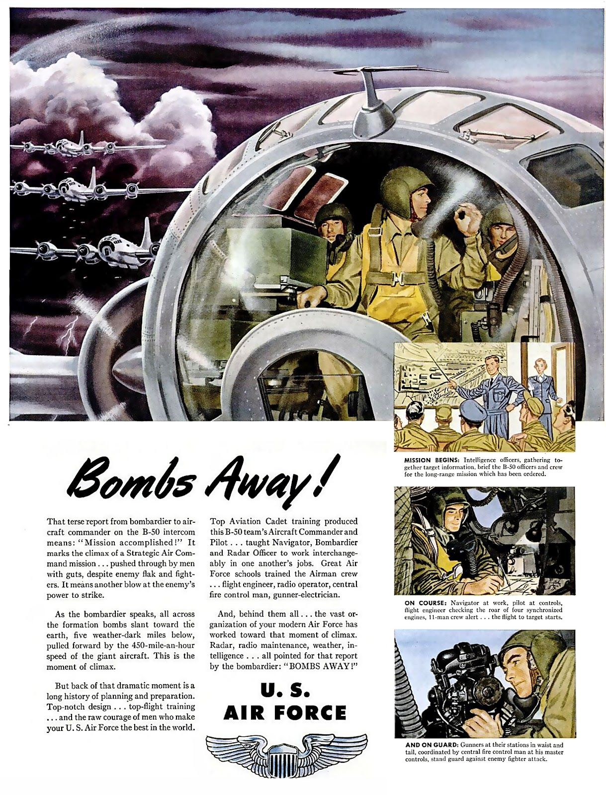 bombs away! | American Military Aircraft | Ww2 posters, War, Ww2