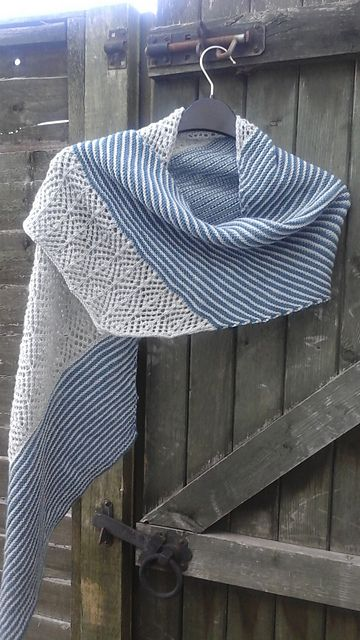 Lilli Pilli pattern by Ambah O\'Brien | Tücher, Stricken und Schal ...
