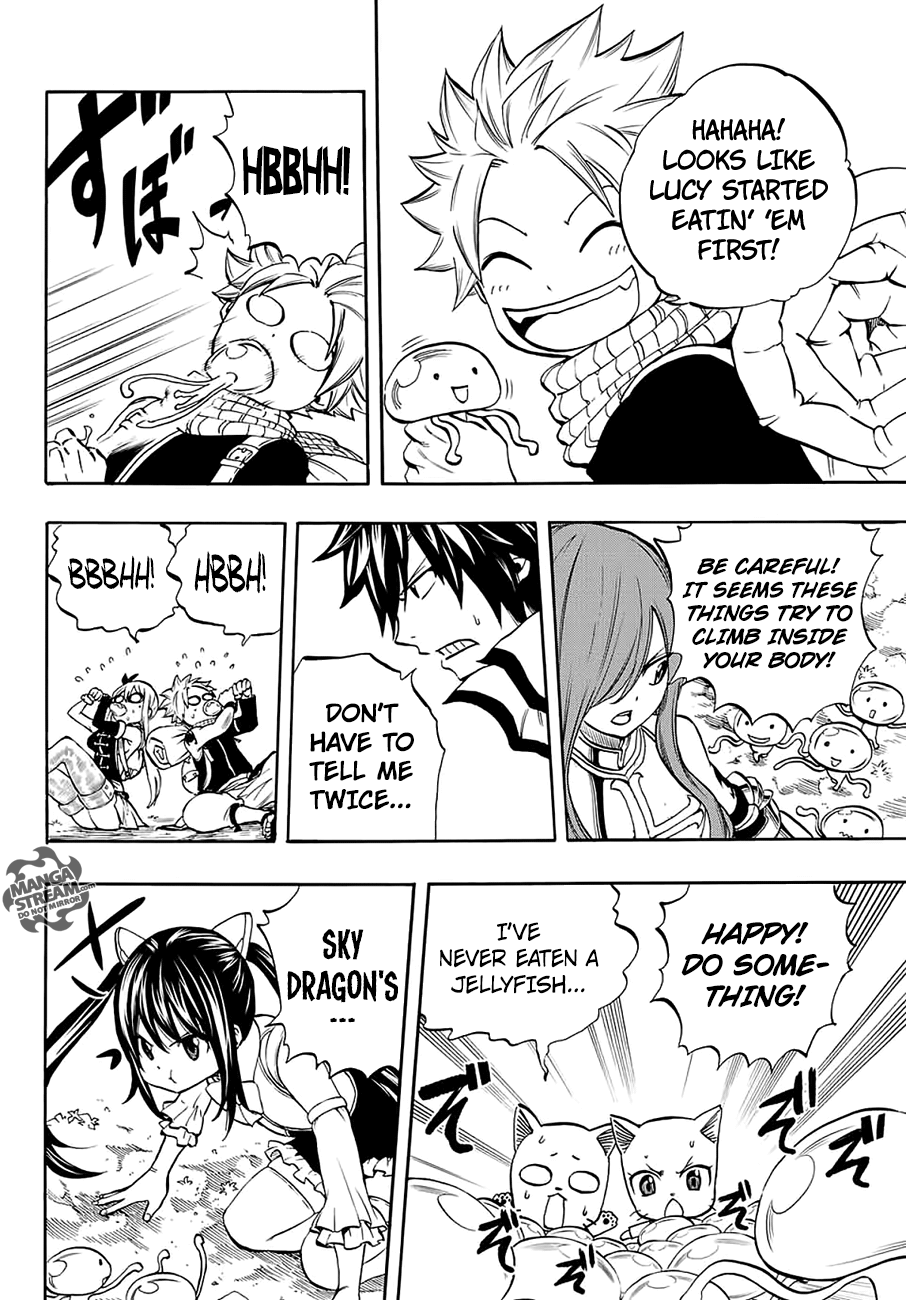 Fairy Tail 100 Years Quest 003 Page 5 Manga Stream