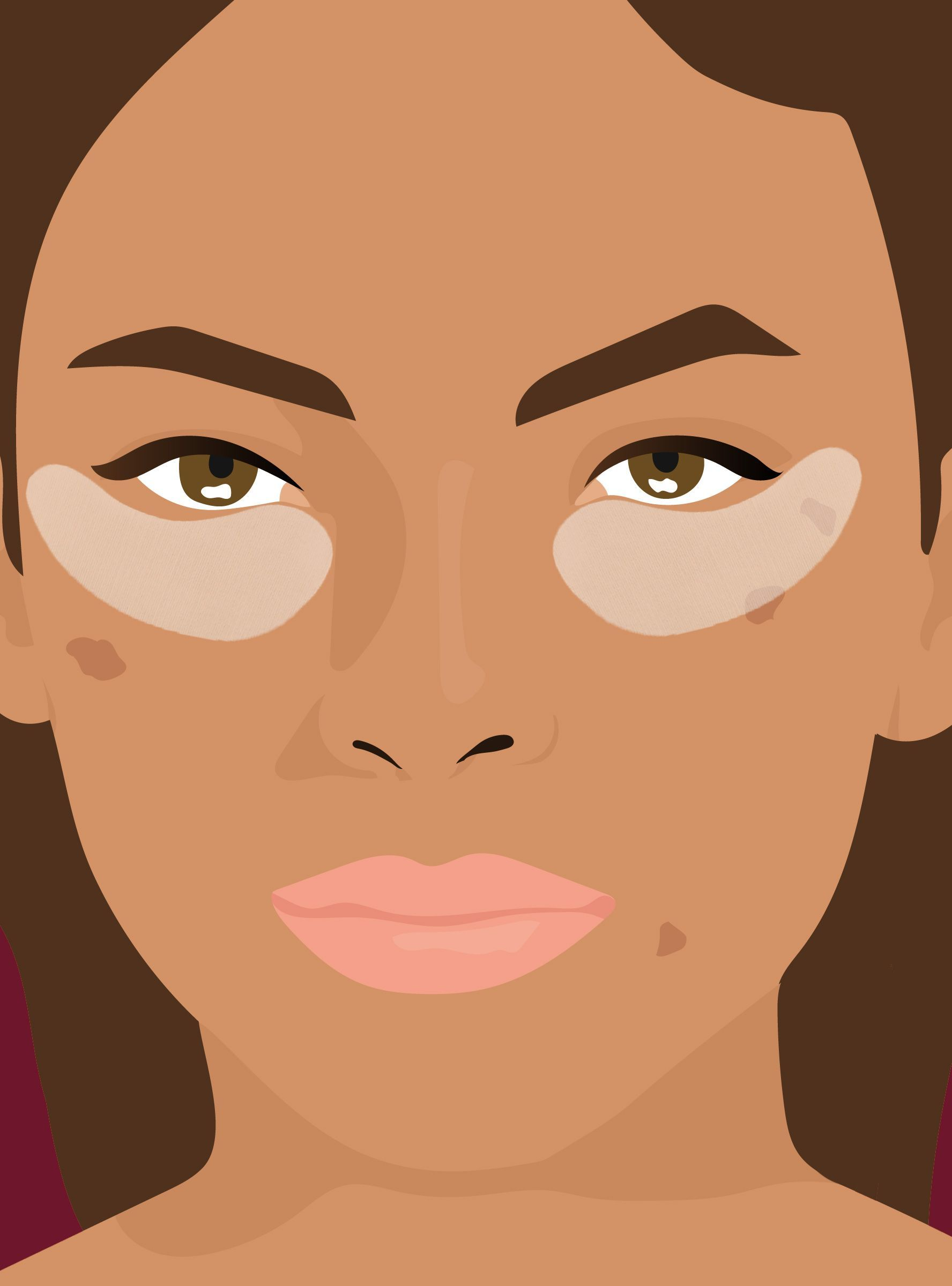 How To Fake 8 Hours Of Sleep In 20 Minutes Or Less Refinery29 Beauty Skin Care Routine Beauty Illustration Skin Care