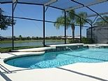 Vacation villa rental in Sunrise Lakes, Clermont, Florida Orlando / Kissimmee, America, USA F1414
