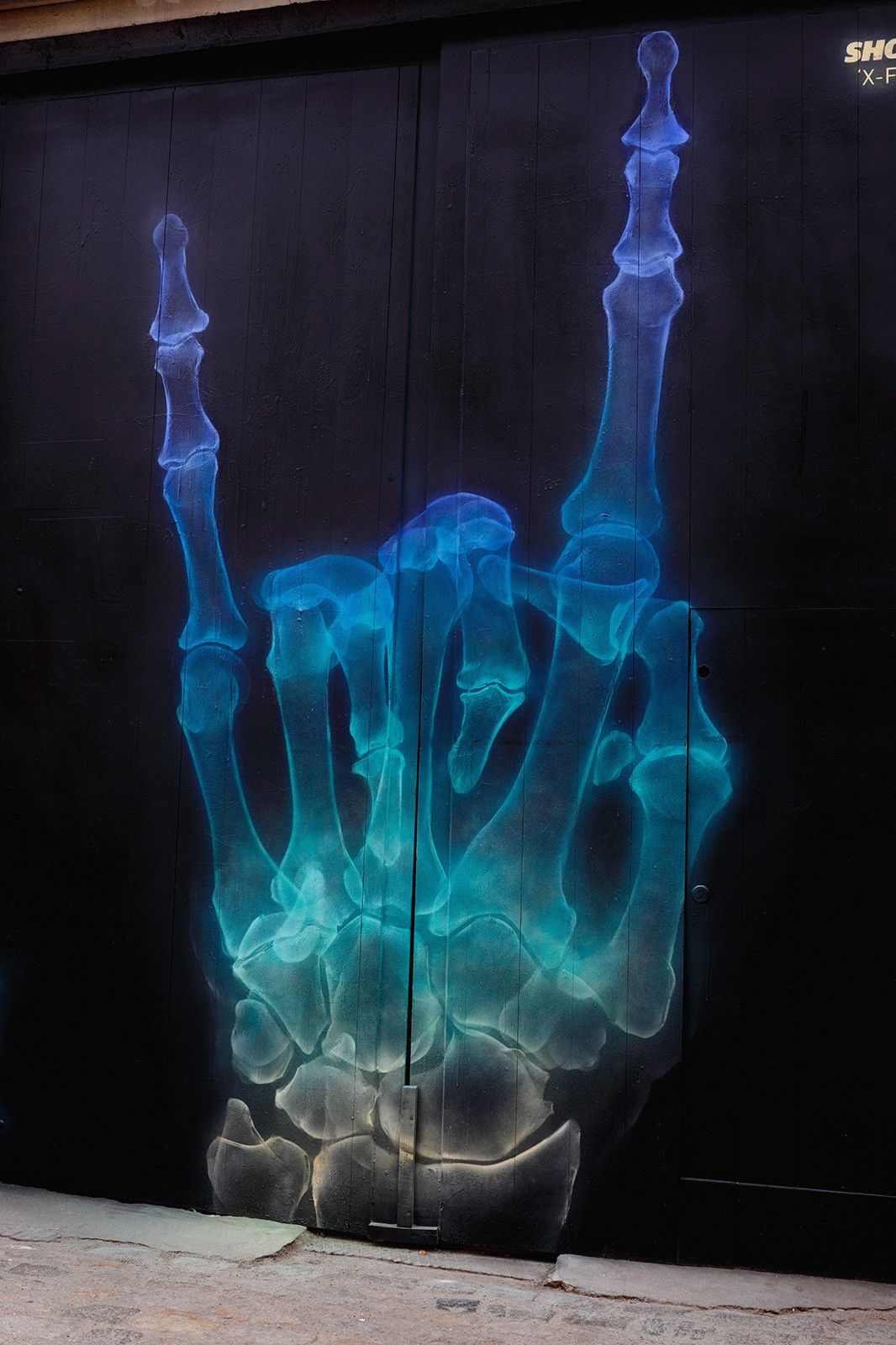 X funk by shok 1 in london 2015