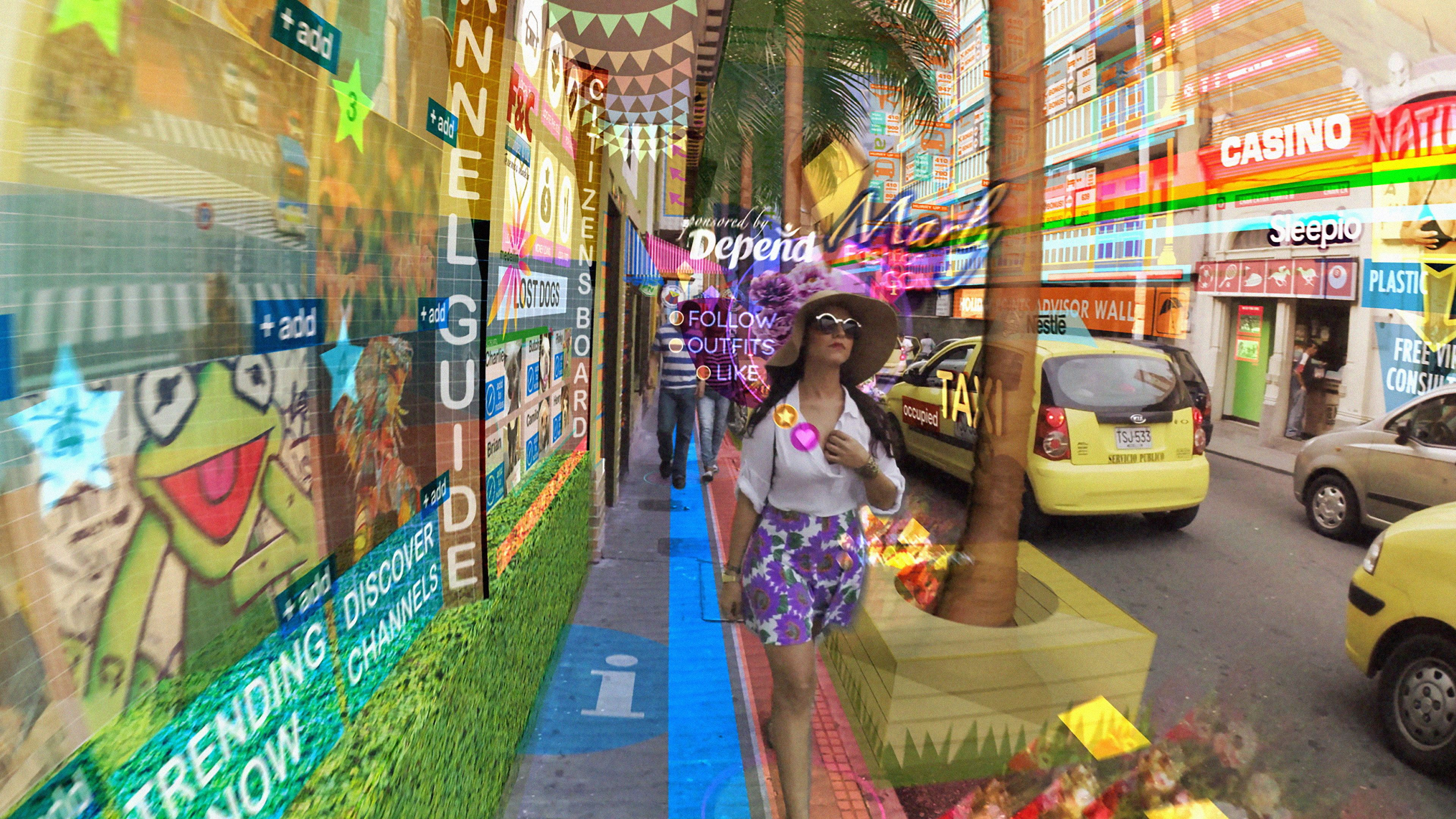 Pin by Patrick Ewing on Getaway Augmented reality