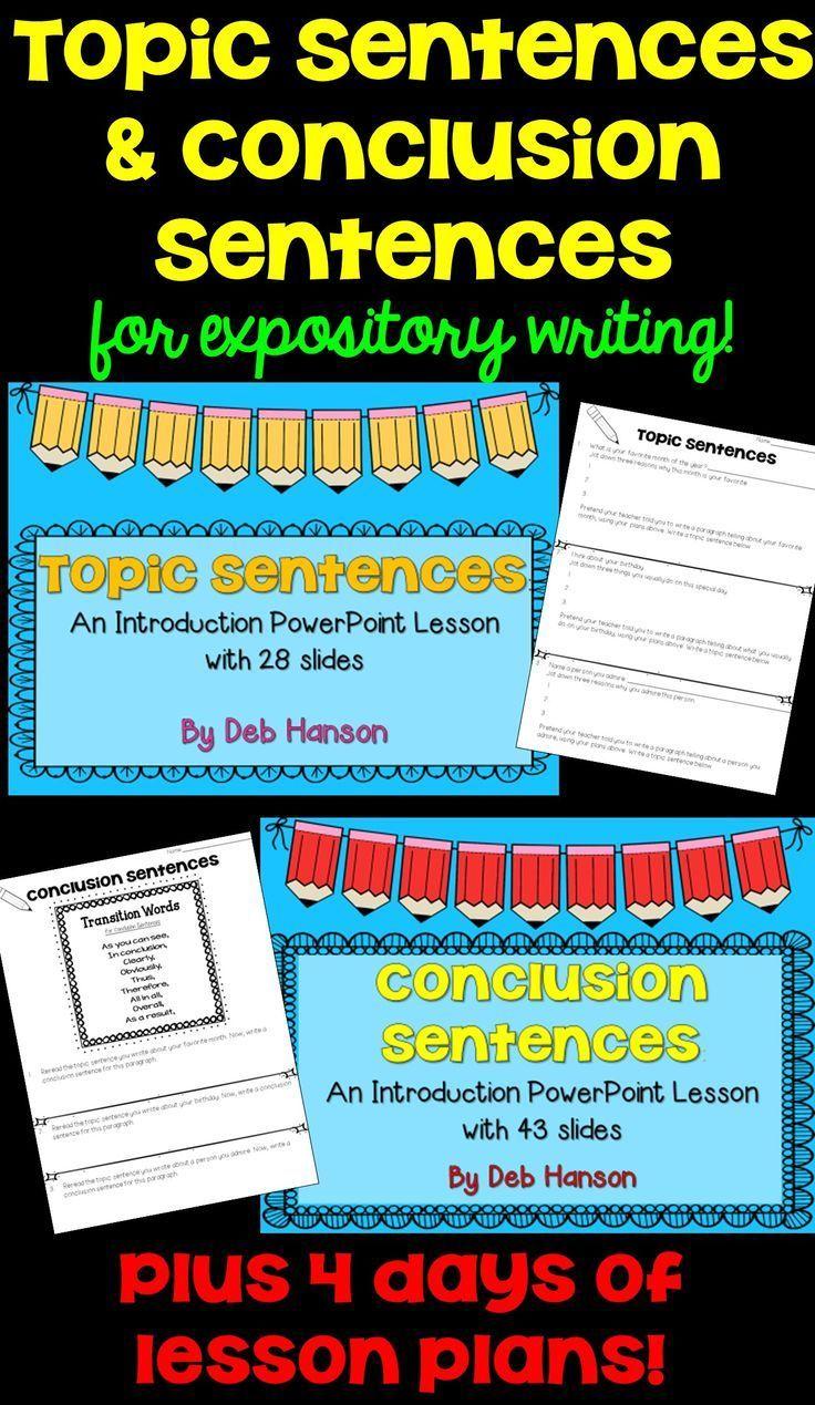 topics for expository essay esl