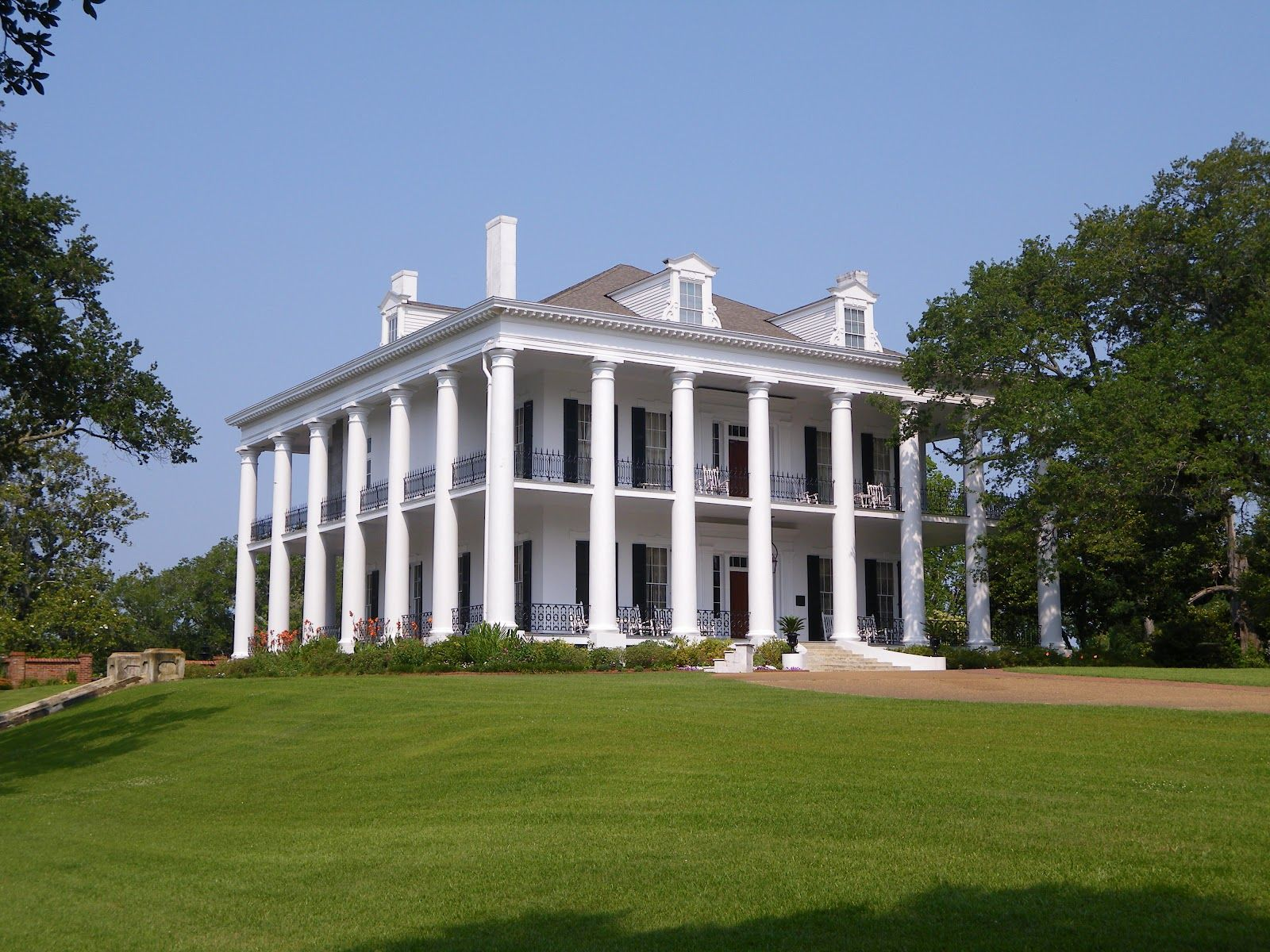 Natchez mississippi in my neck of the woods southern for Home builders in south mississippi