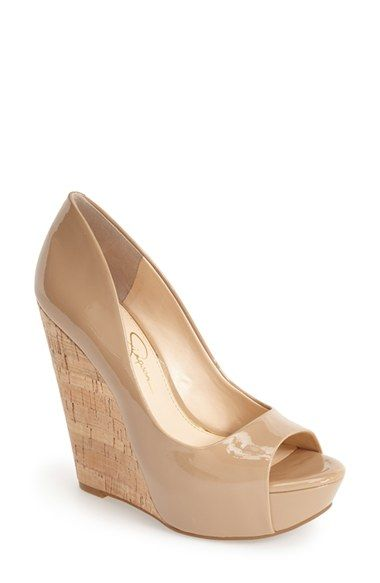 151605d25e4f Jessica Simpson  Bethani  Wedge Platform Sandal (Women) available at   Nordstrom