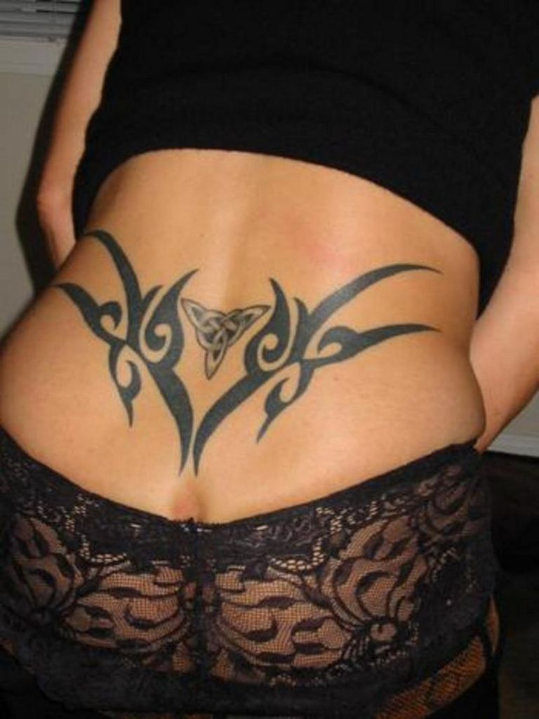 Tattoo ideas for women back tattoos are no longer just desired by heavy metallic rockers and