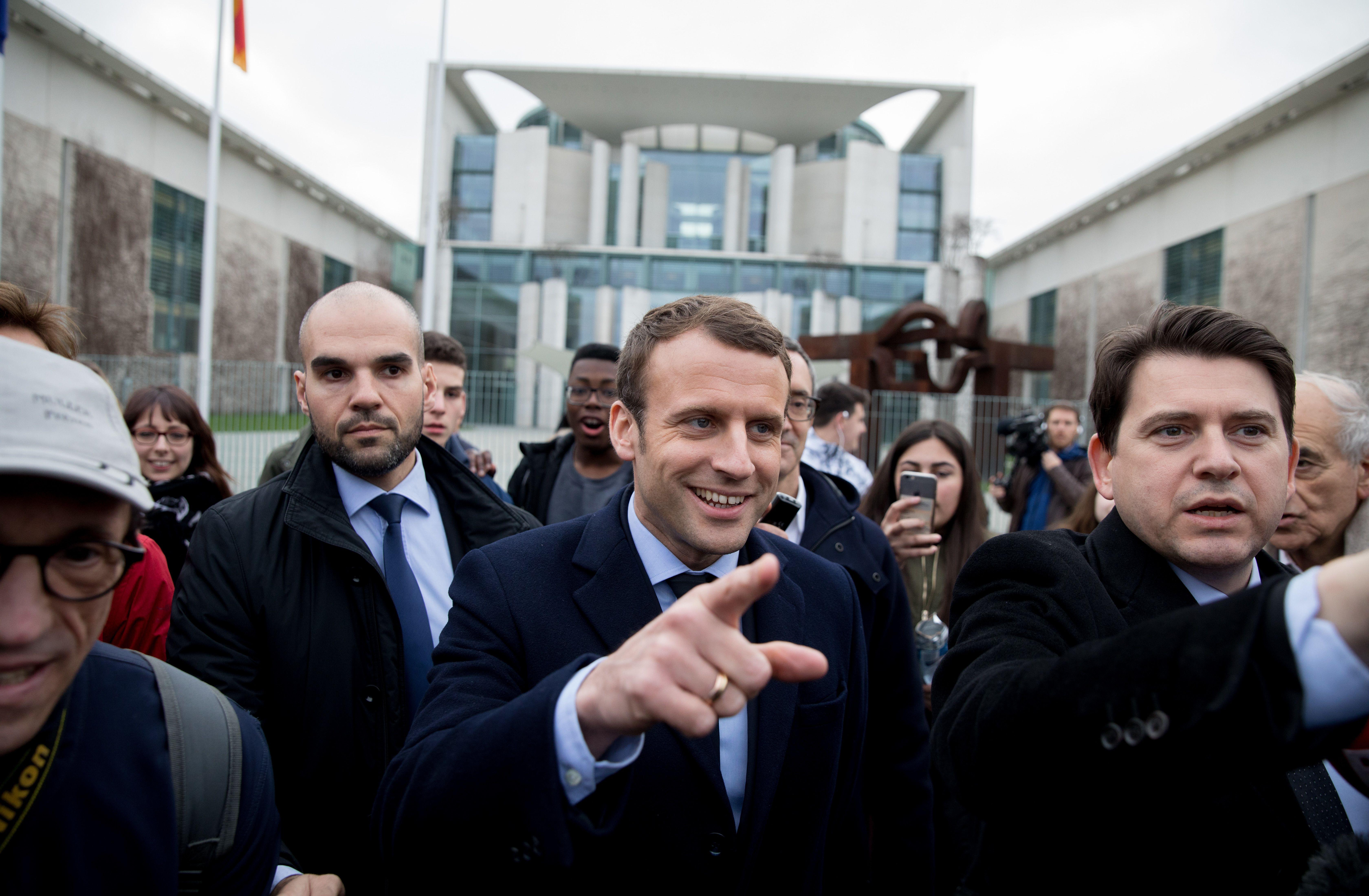 Mit Macron wird der deutsch-französische Superstaat möglich - http://ift.tt/2pKM0PY