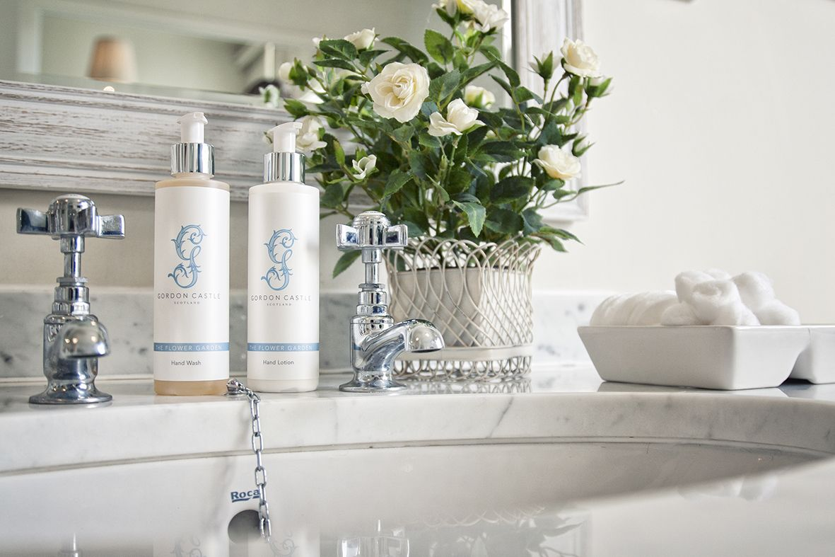 Some of our beautiful Bath & Beauty products