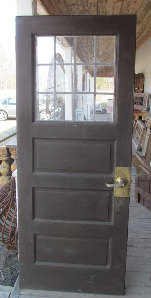 Leaded Glass Door Kmj Architectural Salvage Leaded Glass Door Architectural Antiques