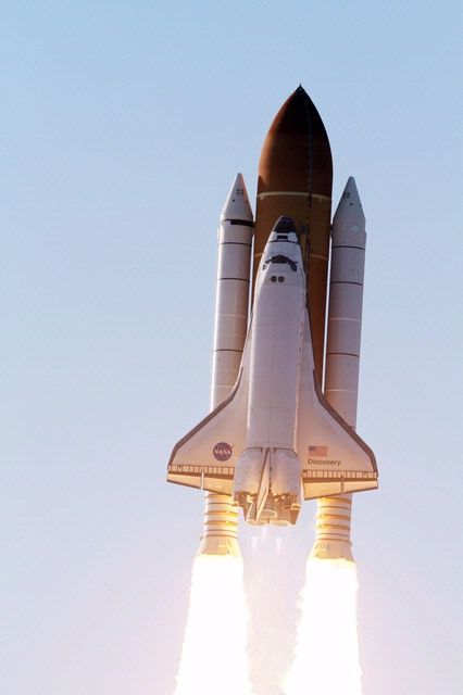 visit space shuttle discovery - photo #42