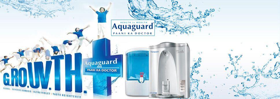 Aquaguard Service Center provides best solution Water