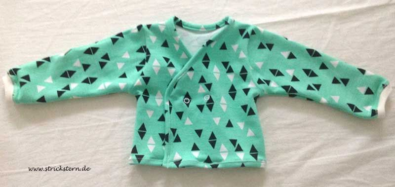 Schnittmuster Baby Jacke | Nähideen | Pinterest | Baby ...