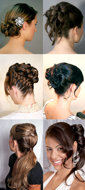 wedding hair from Barbara Forgione salon in Tampa