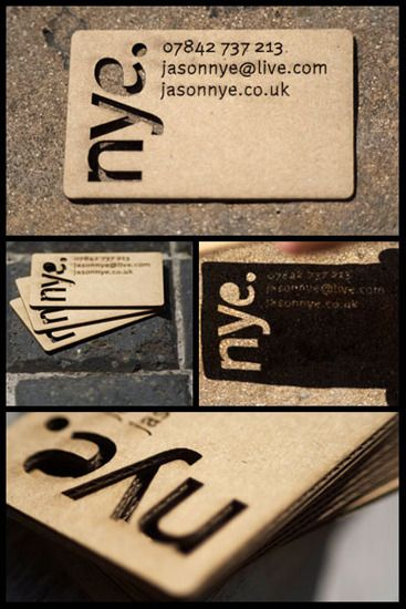 I really like the die cut effect in this brand and the placement of typography graphic design and business cards image on we heart it die cut reheart Gallery