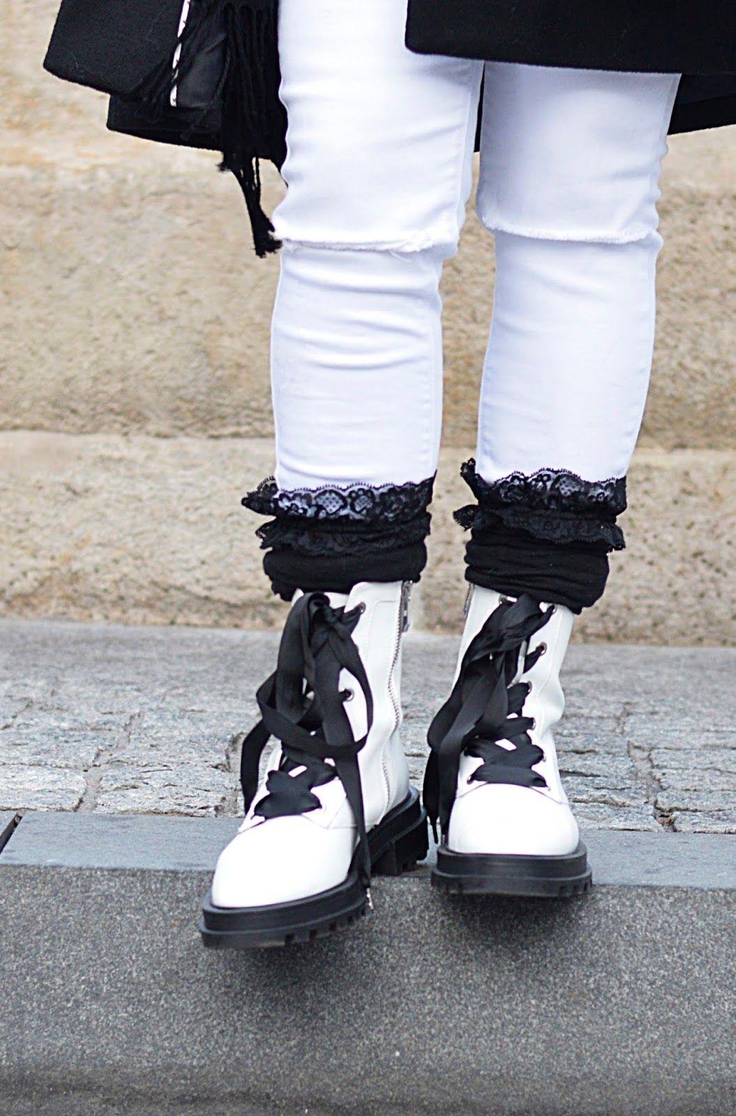 Biale Trapery White Trappers Sneakers Nike Sneakers Air Jordan Sneaker