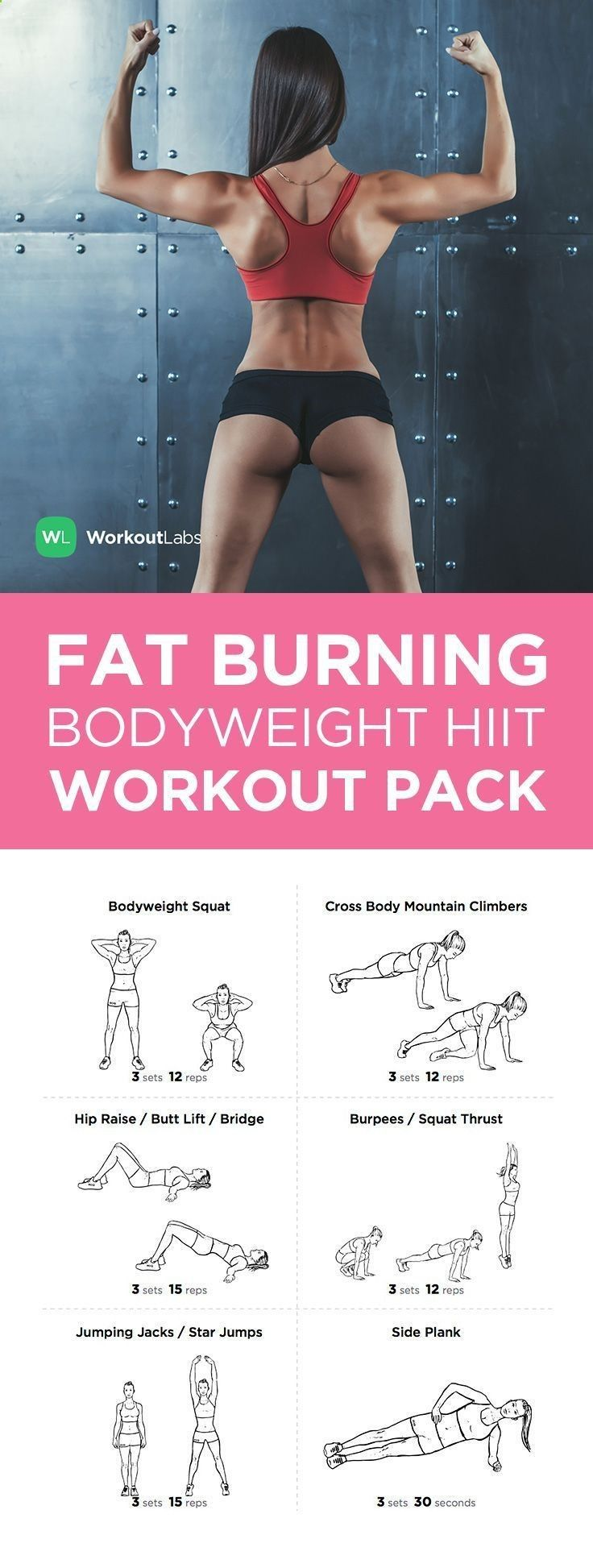 Fitness Cardio And Lift Weight Fat Burning Metabolic Master