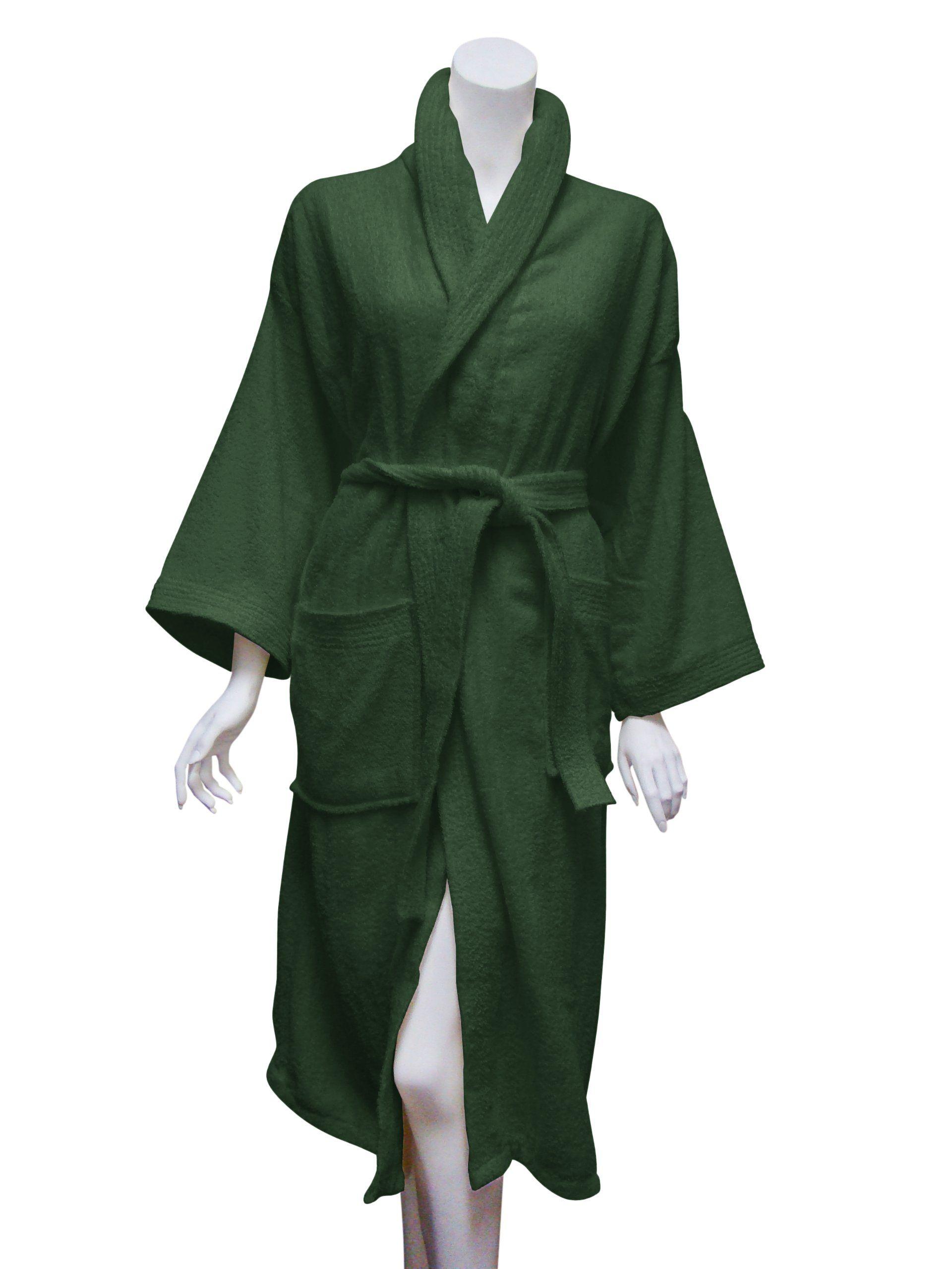 b4263d1643 Maude robe -100-Percent Cotton Terry Adult Robe