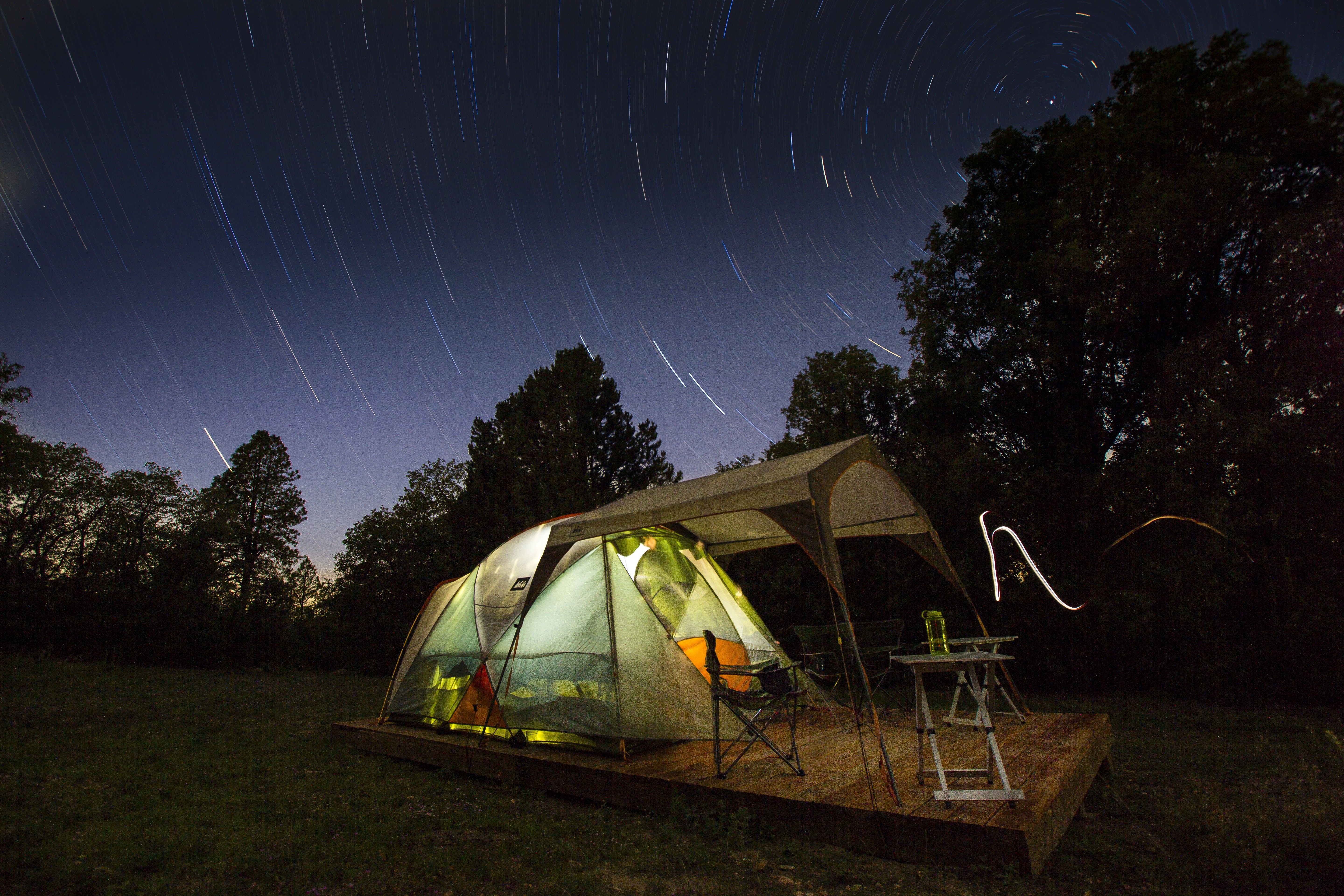 Sleep Tight At An Rei Signature Campsite Travel
