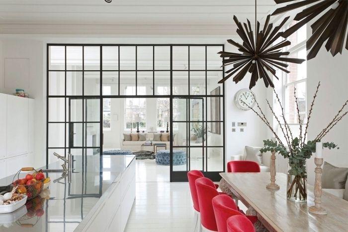 ▷ 1001 + idées pour la cuisine ouverte avec verrière Weeping