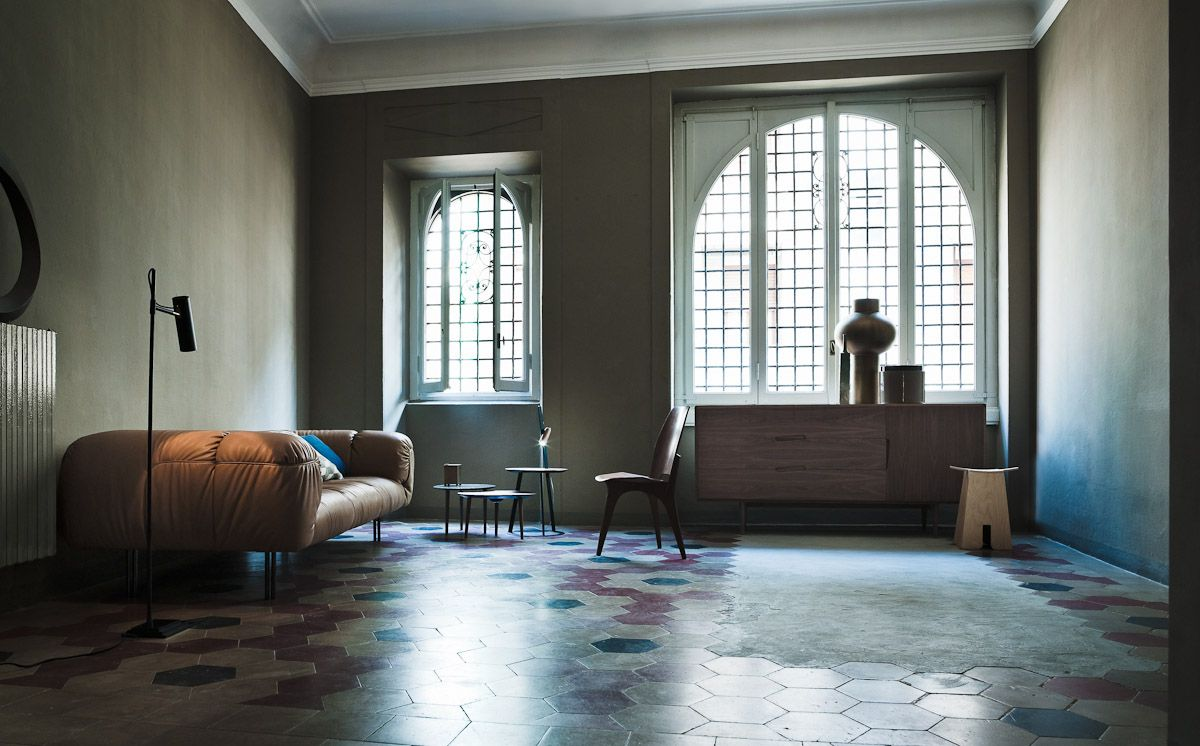 Federico cedrone interiors for Elle decor interni