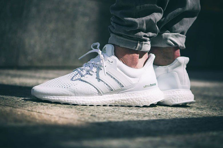 Adidas Ultra Boost M Triple White