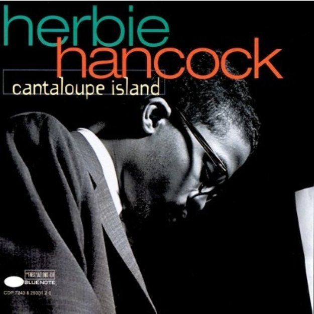 Blue Note Records Herbie Hancock ~ Cantaloupe Island (used)