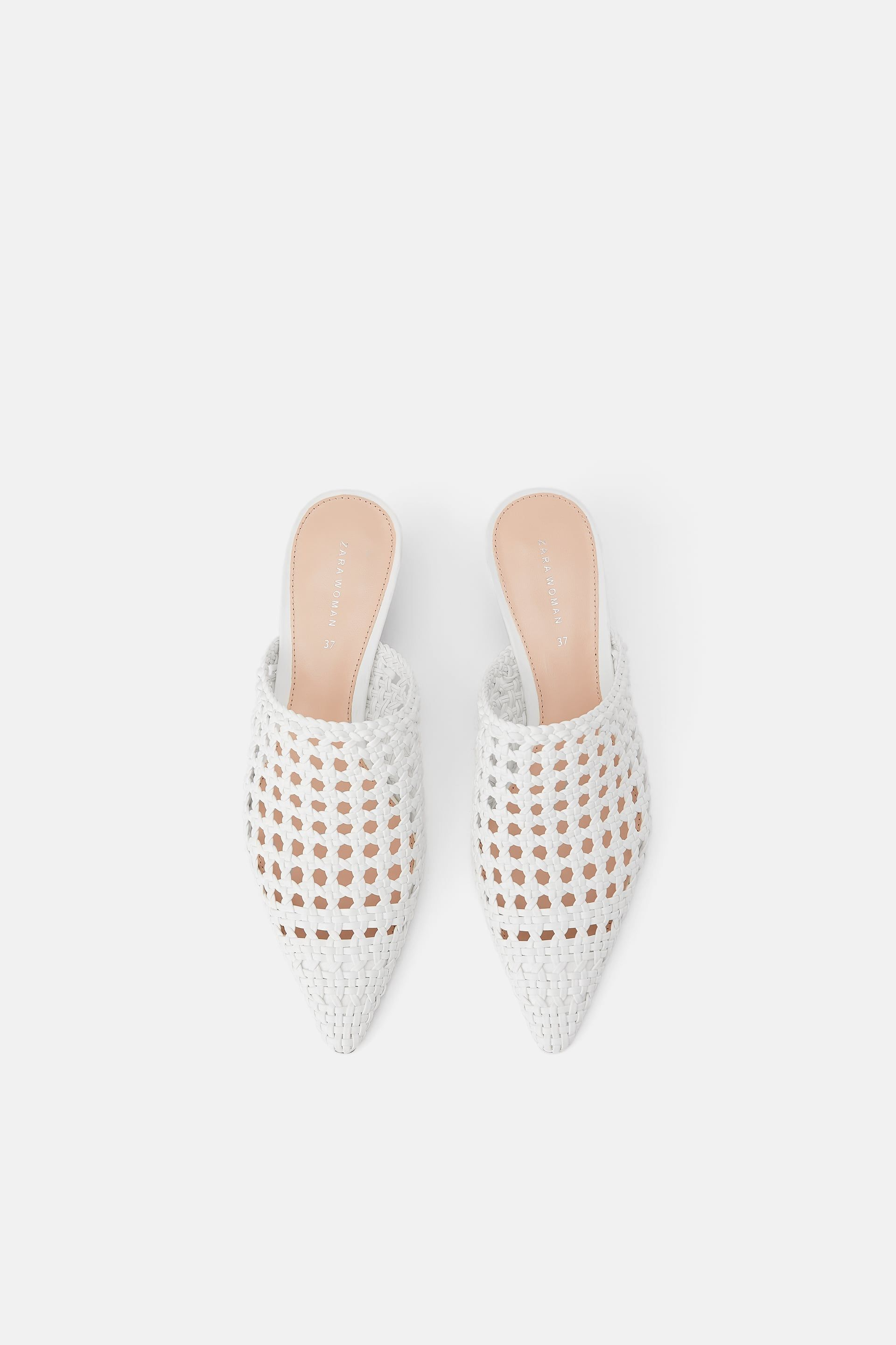 WOVEN COWBOY HEELED MULES - View all