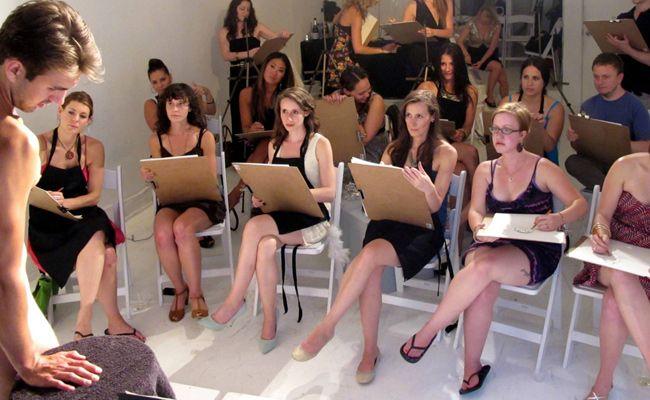 The Artful Bachelorette