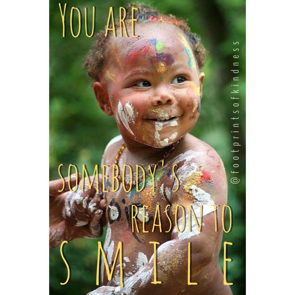 Smile #smile #life @footprintsofkindness