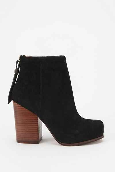 Jeffrey Campbell Suede Rumble Boot - Urban Outfitters $155
