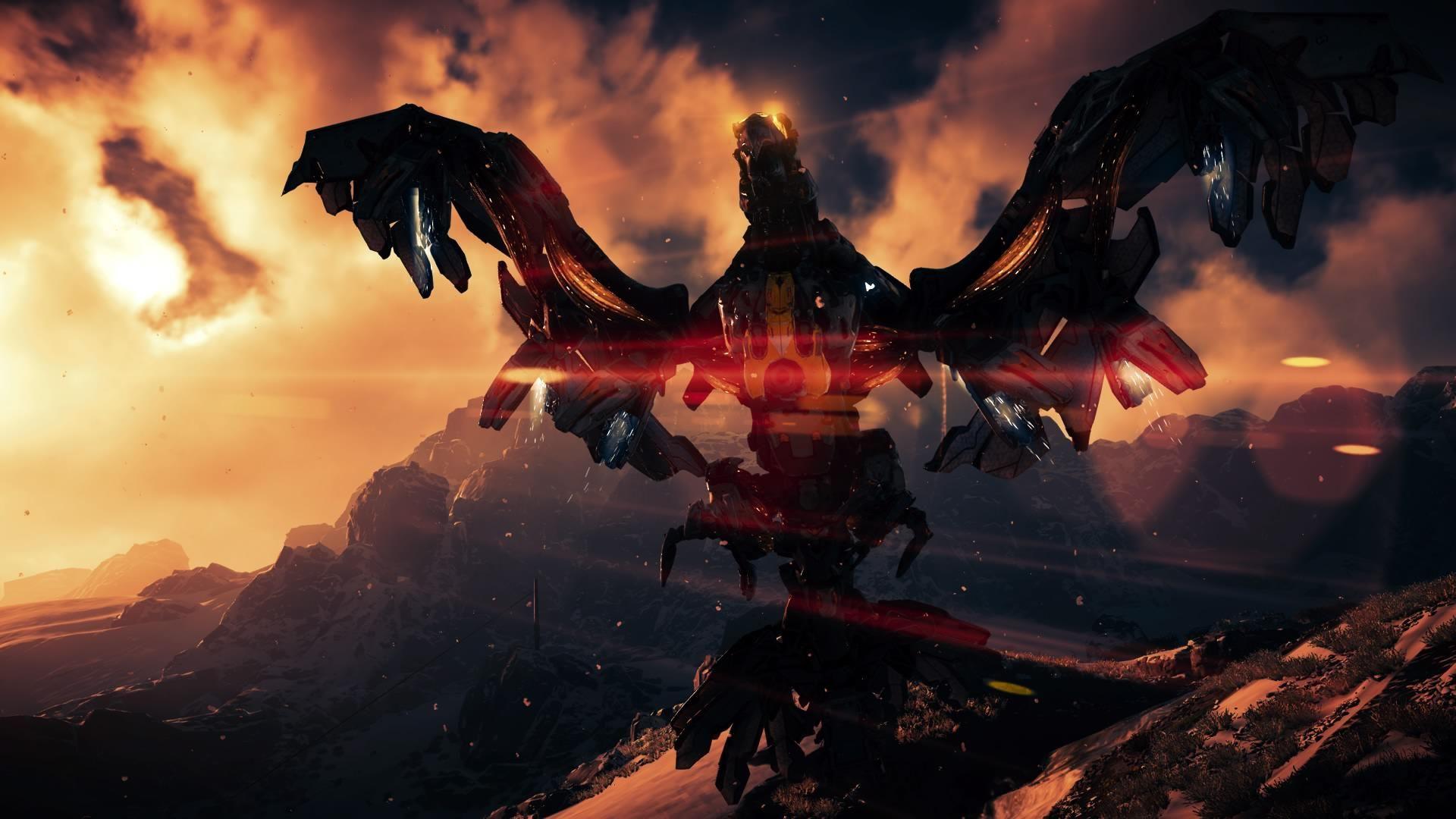 Storm bird in Horizon Zero Dawn. Lego wallpaper, I am