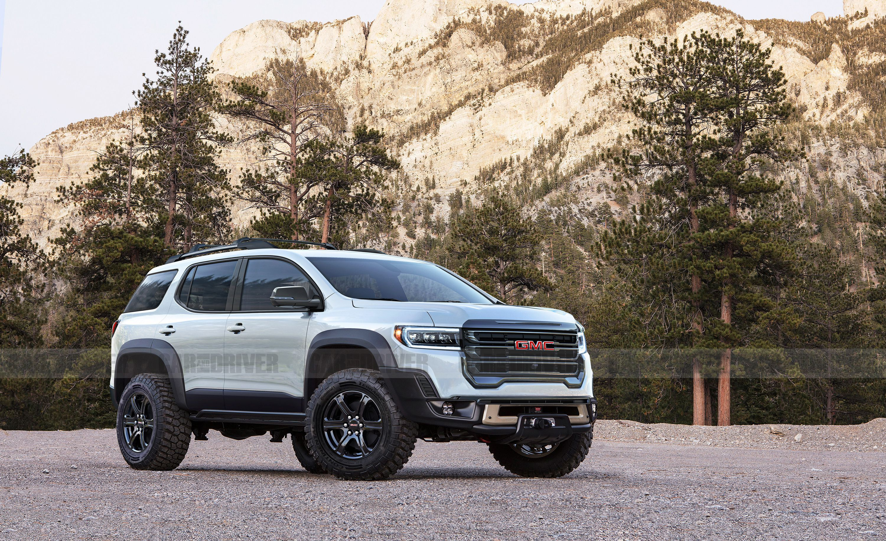 The 2022 Gmc Jimmy Could Be Gms Answer To The Jeep Wrangler