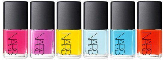 thakoon collection for Nars  esmalte de uñas de colores