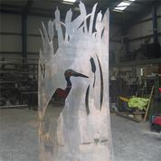 Steel Fabrication Paignton Zoo 2