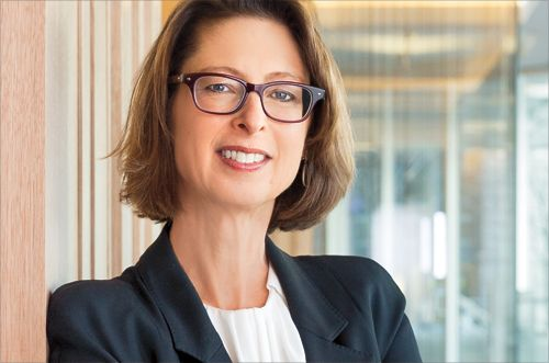 Abigail Johnson's net worth is estimated at $14 billion, making her one of the wealthiest women in the world. A Harvard graduate, Abigail is the President and CEO of US Investment firm Fidelity Investments, founded by her grandfather. In 2016 she was ranked the 16th most powerful woman in the world.