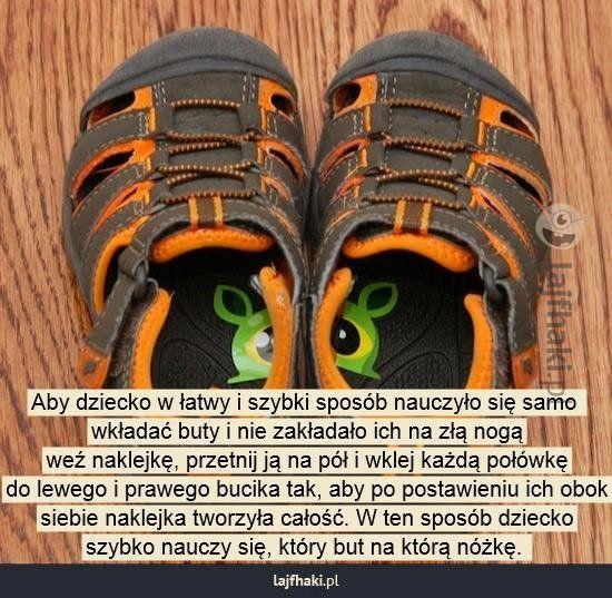 Najlepsze Lajfhaki Strona 23 Nietypowe Porady Zyciowe Toddler Shoes Kids Raising Kids