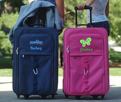 17 Best images about Kids Luggage on Pinterest