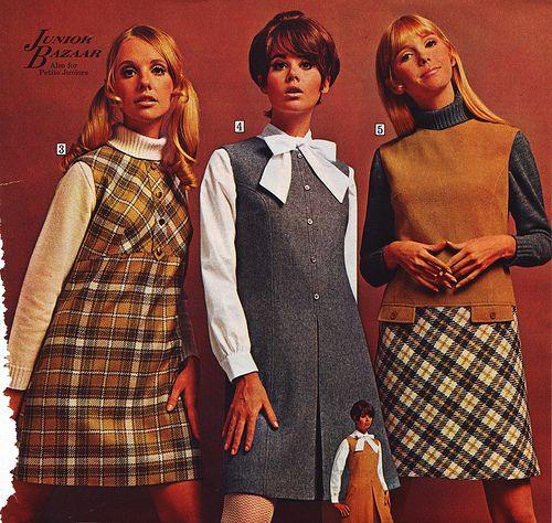 60s Sears Preppy Zip Up