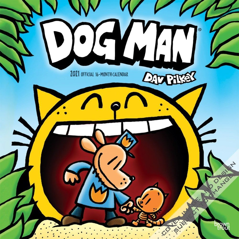 Dogman the book that has pawed its way into the hearts