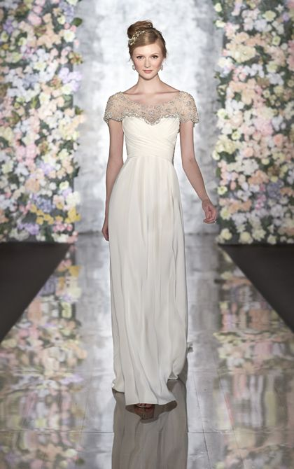 Exquisite designer #wedding dresses by Martina Liana #weddingdresses ...