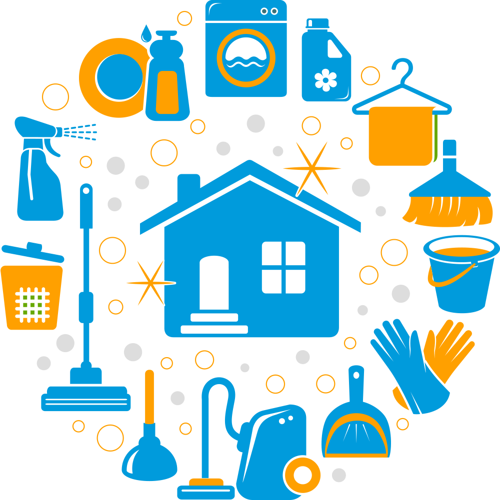 We Are Providing A Residential Cleaning Housekeeping