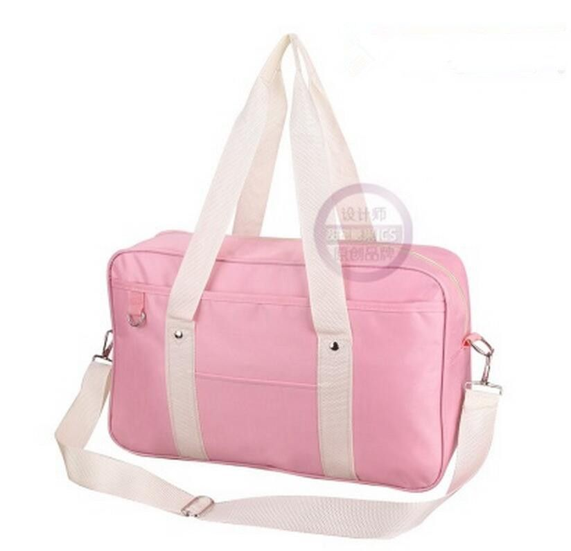 3fea174f0b7f Universal Japan High School Student JK Bookbag Handbag Shoulder Bag Cosplay