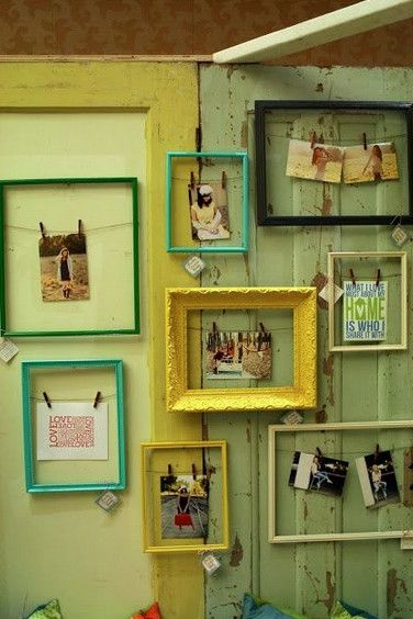 Pin by Erin Fishpaw on 4H | Pinterest | Photo holders, Wall photos ...