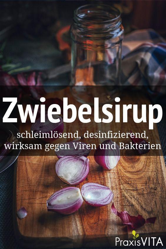 Zwiebelsirup befreit die Atemwege | Husten-Hausmittel – diese 10 versprechen schnelle Hilfe | praxisvita.de
